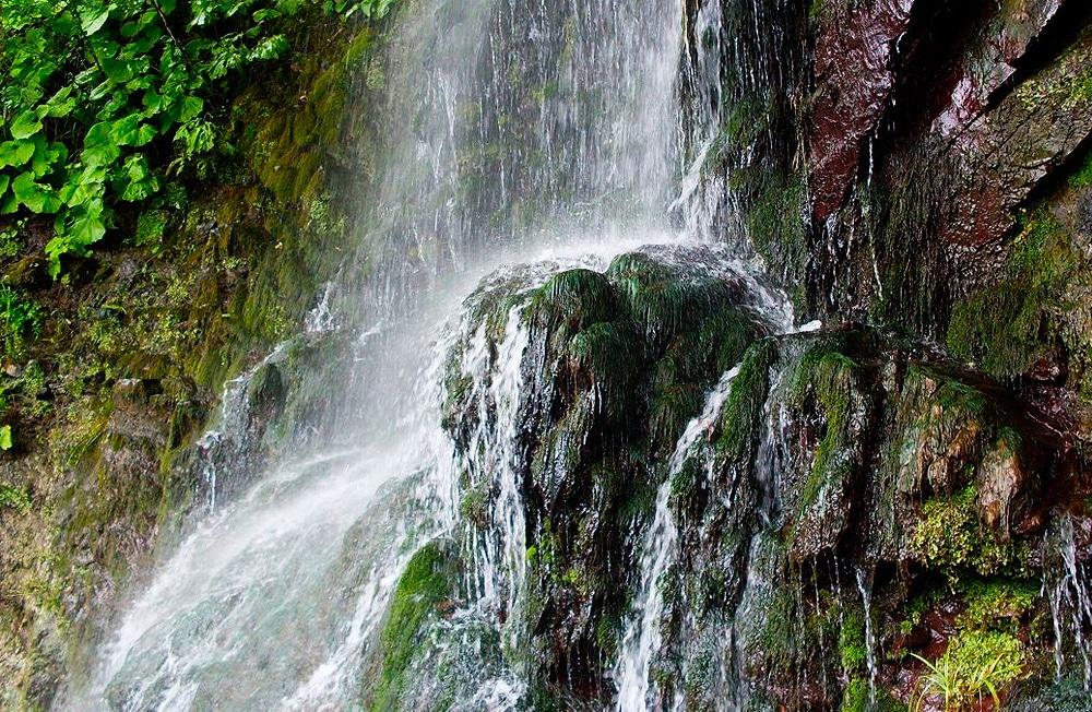 Девичьи слезы водопад красная поляна