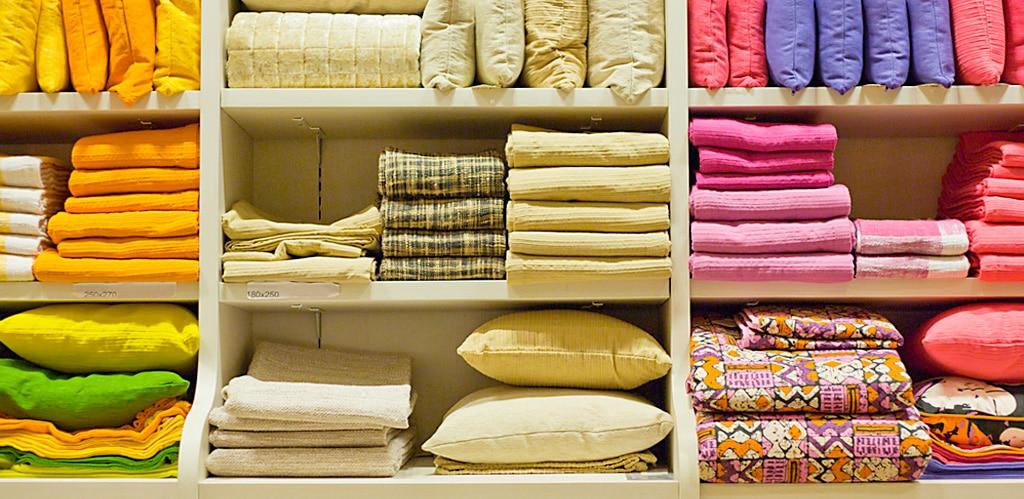 Хлопковый домашний текстиль