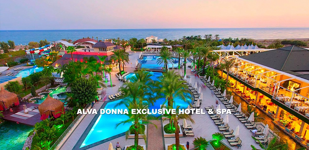 Отель ALVA DONNA EXCLUSIVE HOTEL & SPA 5*