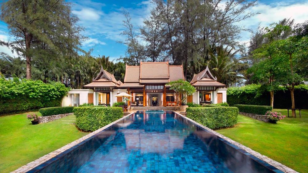 Отель Banyan Tree Phuket