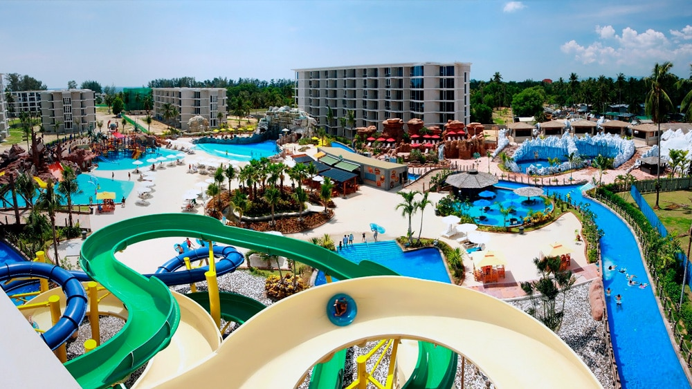 Отель Centara Grand West Sands Resort & Villas 5