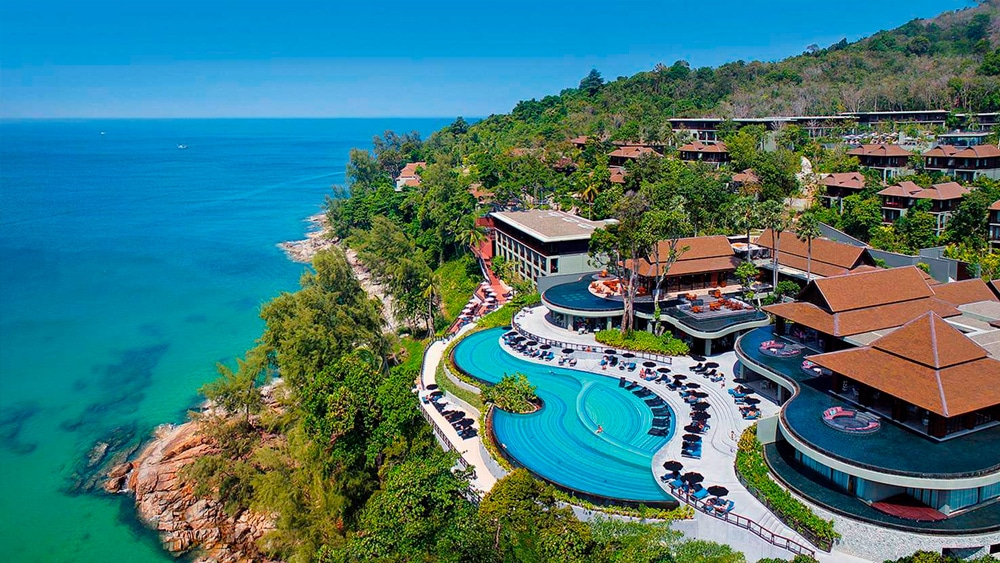 Отлеь Hilton Phuket Arcadia Resort & Spa