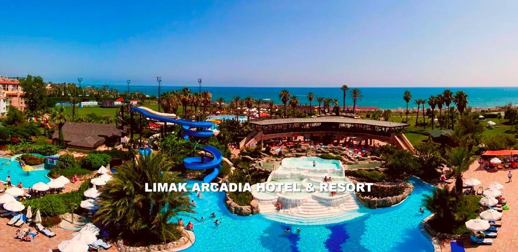 Отель LIMAK ARCADIA HOTEL & RESORT