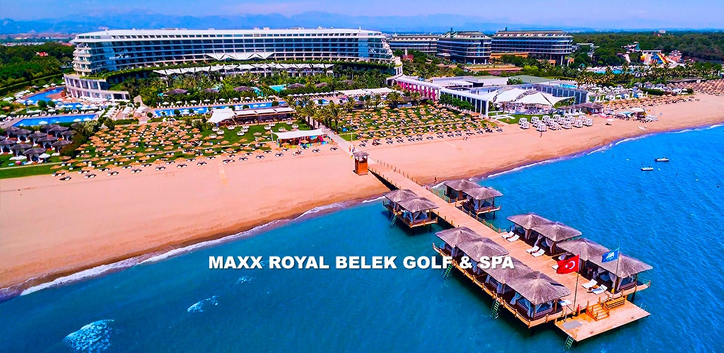 Отель Maxx Royal Belek Golf & Spa 5*