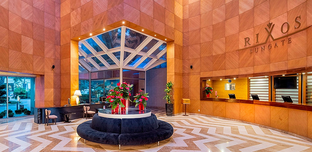 Отель Rixos Sungate Hotel 5*