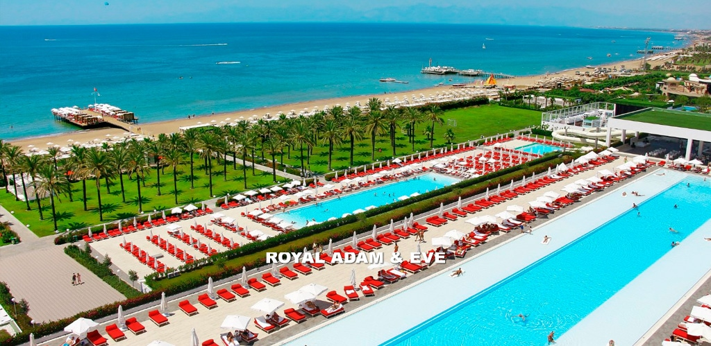 Отель ROYAL ADAM & EVE 5*