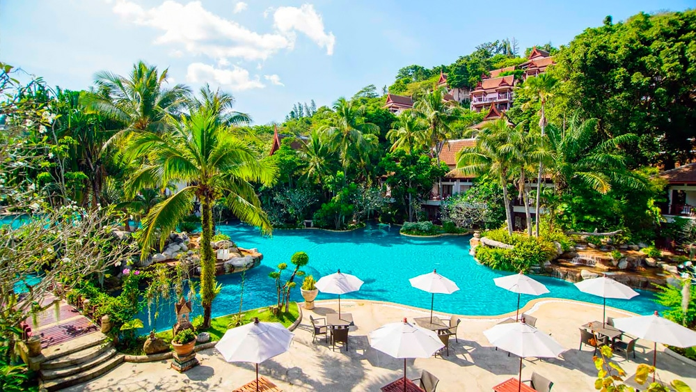 Отель Thavorn Beach Village Resort & Spa Phuket