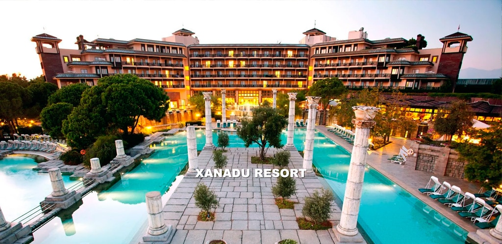 Отель XANADU RESORT 5*
